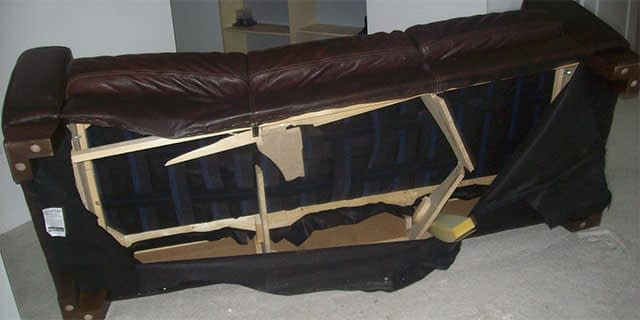 Sofa Removal and Disposal Dunfermline