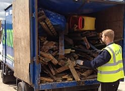 Rubbish Removal Edinburgh by Junk Me