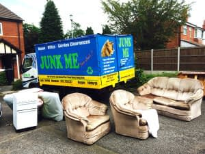 House Clearance in Preston