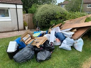 Rubbish Removal Stewarton, Kilmarnock And Kilwinning