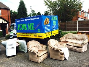 House Clearance in Macclesfield