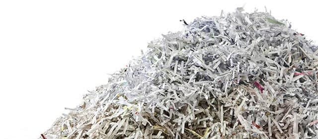 Secure and Confidential Document Shredding Manchester