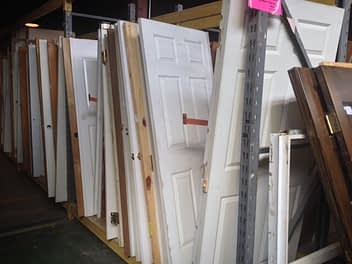 Wooden and Metal Doors Removal Glasgow, Edinburgh and Stirling Areas