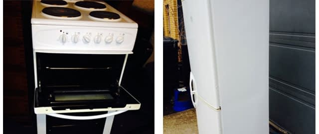 White goods recycling Liverpool
