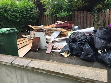 Rubbish removal in Merchiston, Gorgie, Dalry and Morningside areas of Edinburgh