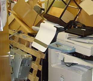 Commercial junk removal Glasgow and Edinburgh