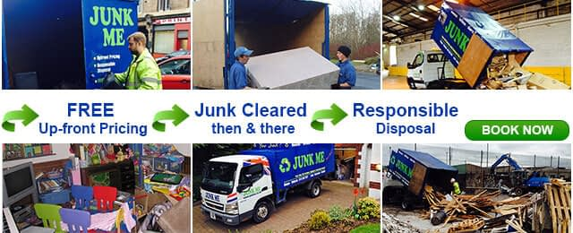 Book Rubbish Removal Bury